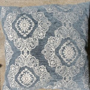 Spencer N Damask Throw Decorative Accent Pillows